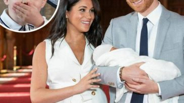 Oops! Toddler Archie's Royal Site Is Here With an