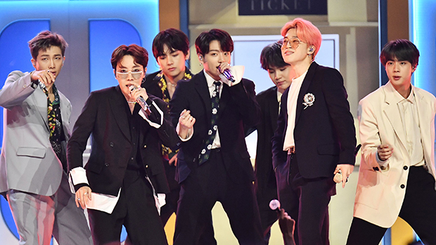 New Song Released With 'BTS World' Game – Hollywood Life